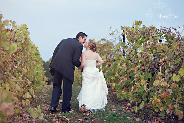 Picture Perfect Timing for a Vineyard Wedding