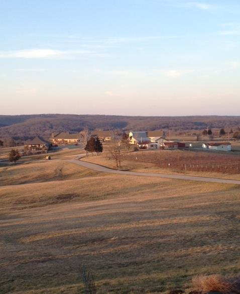 Chaumette December News: Letter from Hank