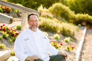 winery restaurant Chef Rob Beasley