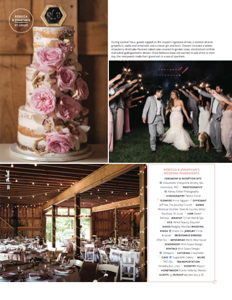 chaumette winery the knot 2016, barn wedding venues, missouri barn wedding, missouri wedding venue
