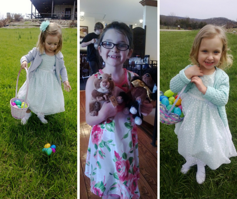 Easter at Chaumette